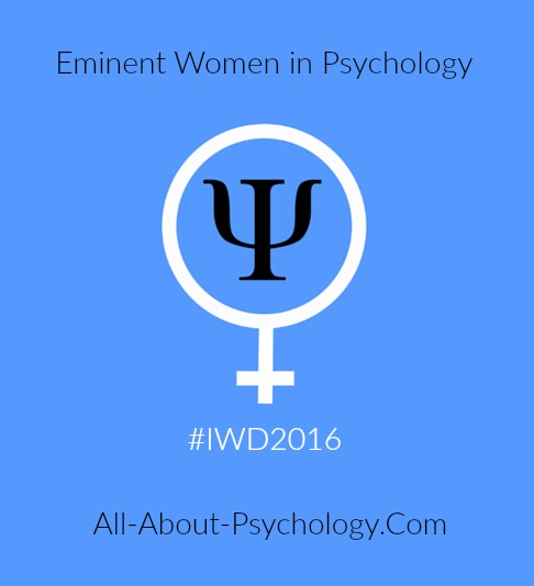 Eminent Women in Psychology