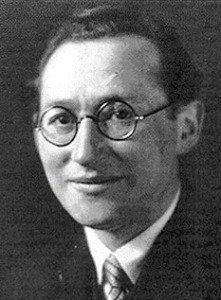 Social psychology pioneer Kurt Lewin