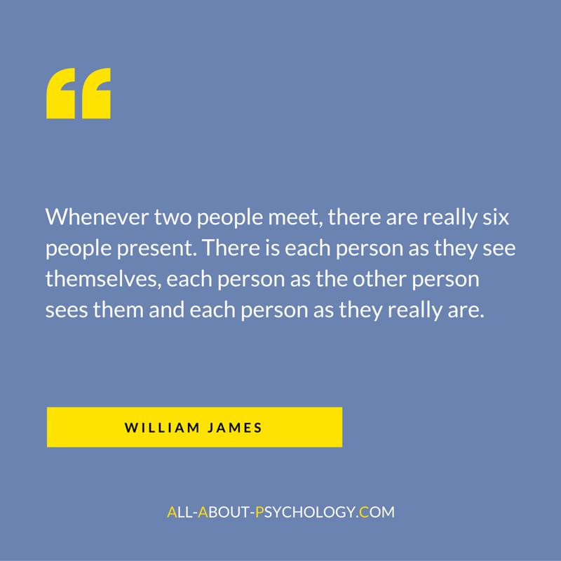 William James Quote