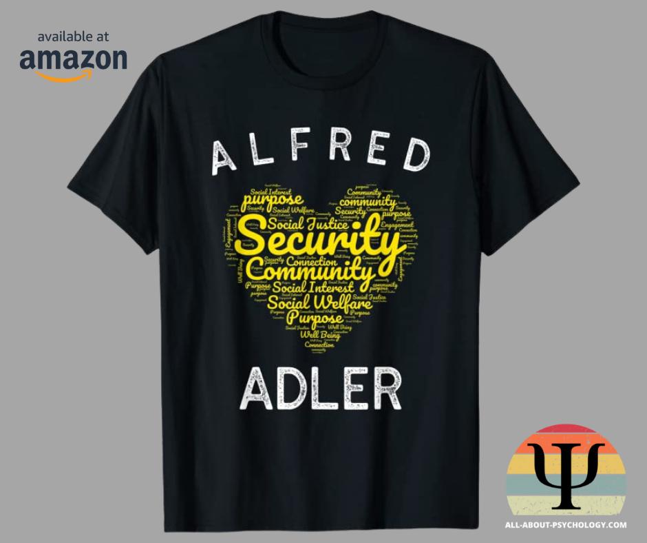 Alfred Adler T-Shirt