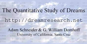 dreamresearch.net