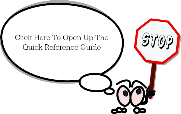 Experimental Design Tutorial Quick Reference Guide