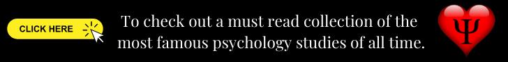 Famous Psychology Studies