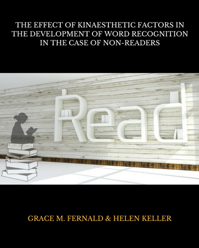 The Fernald Reading Method