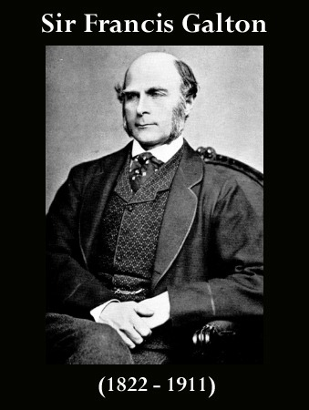 francis galton psychology contributions