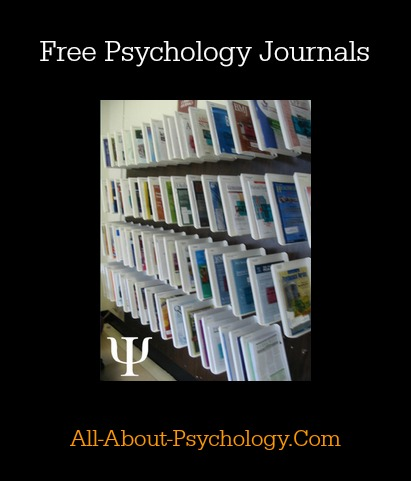 Free Psychology Journals