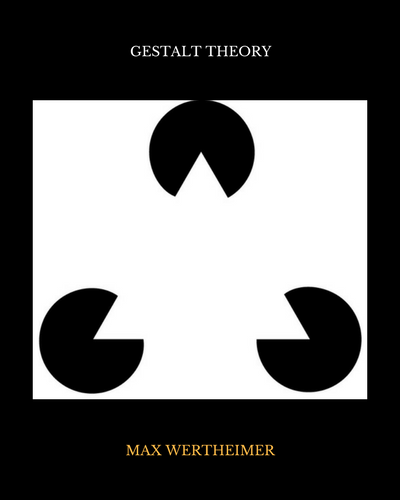 Gestalt Theory by Max Wertheimer