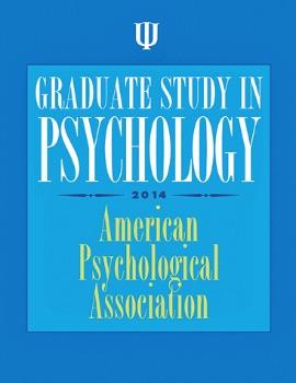 graduate psychology