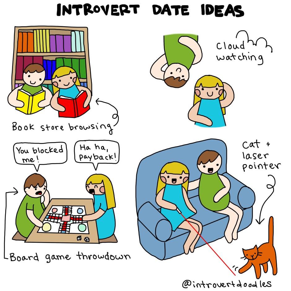 Introvert Date Ideas