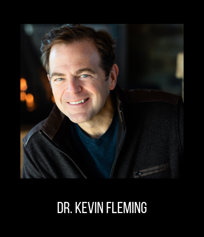 Fascinating Q & A with Dr. Kevin Fleming, an expert in neuroscience-based coaching and behavioral change?