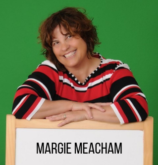 Fascinating Q & A with author and learning Consultant Margie Meacham (aka 'The Brain Lady').