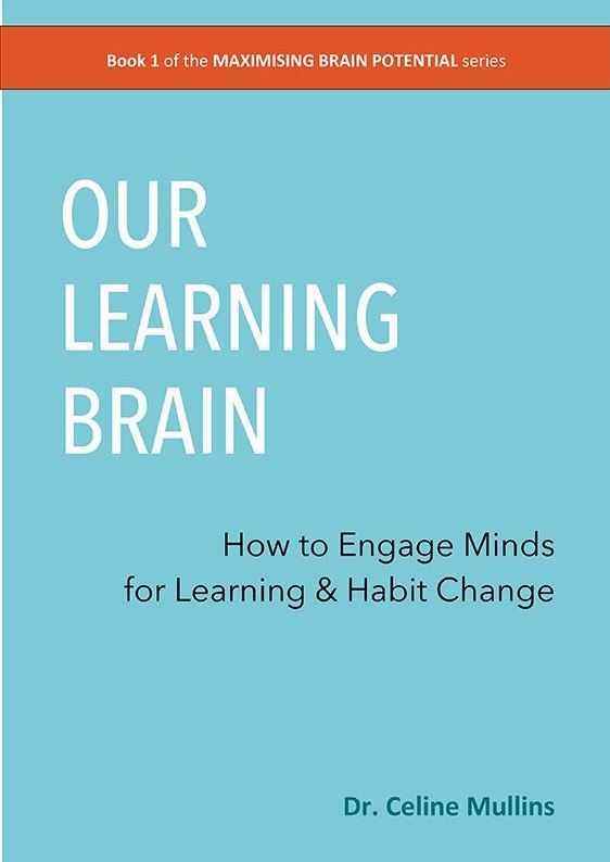 Our Learning Brain by Celine Mullins Book Cover