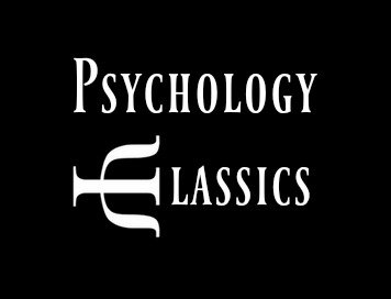 Psychology Classics