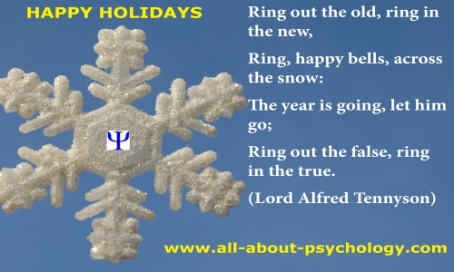 psychology e-cards Holiday Special