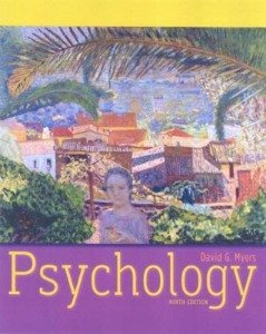 psychology myers 9th edition