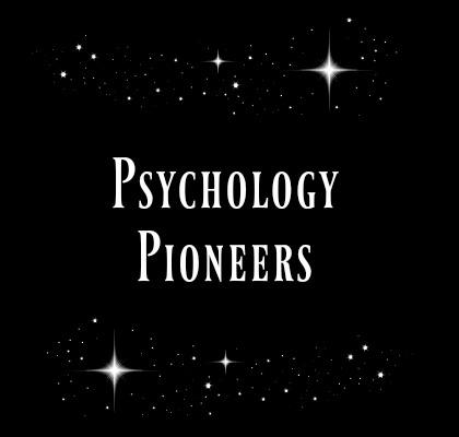 Psychology Pioneers