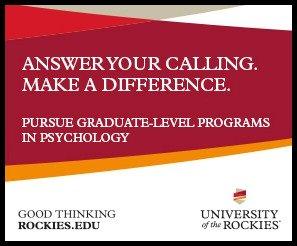 Psychology University of The Rockies