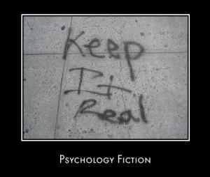 Psychology Fiction