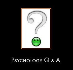 I want to be a psychologist when I am older...?