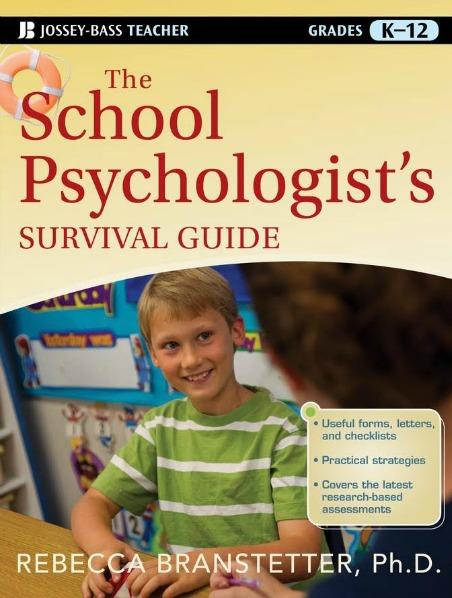 The School Psychologist's Survival Guide