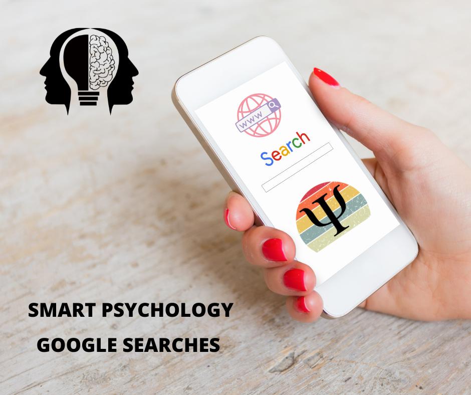 Smart Psychology Google Searches
