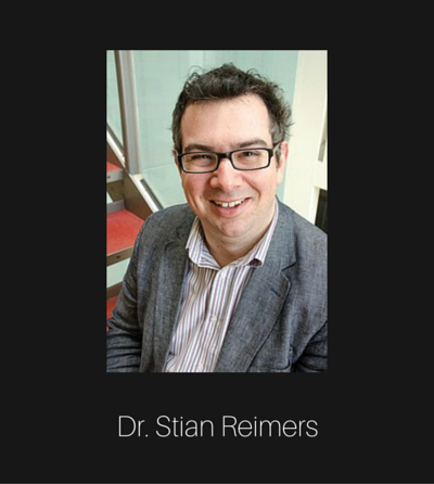 Dr Stian Reimers