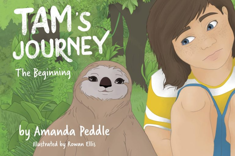 Tam's Journey book cover