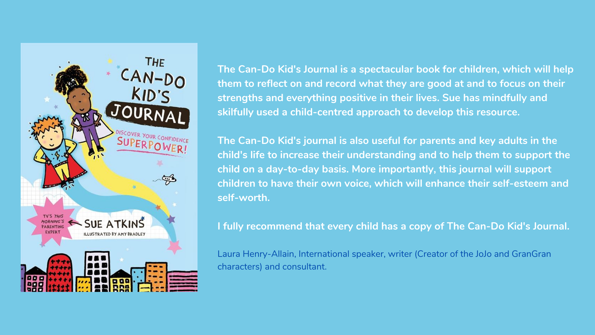 The Can-Do Kid's Journal: Discover Your Confidence Superpower!