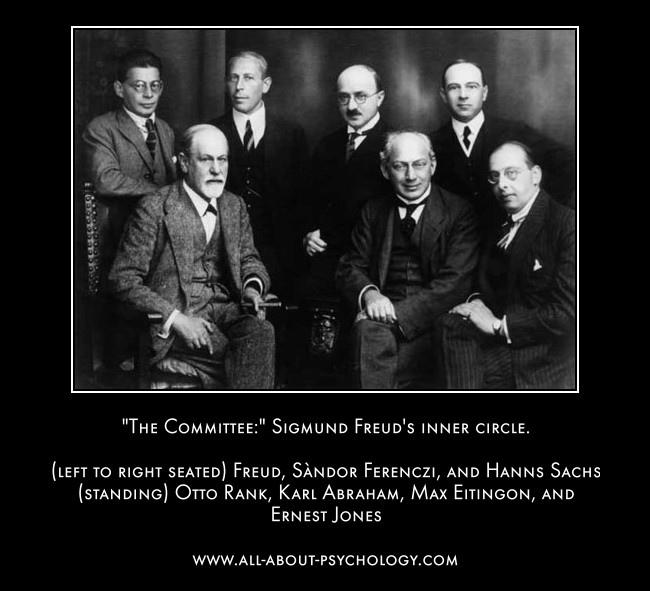 Sigmund Freud's Inner Circle