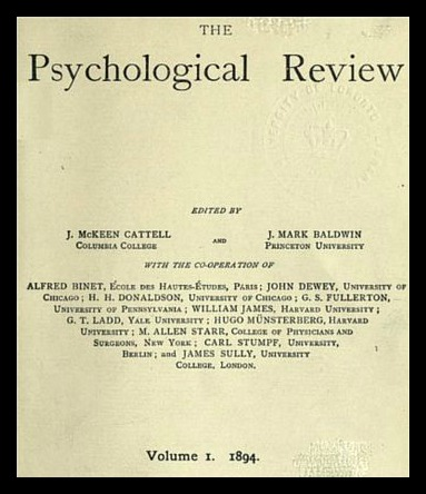 Psychology article reviews