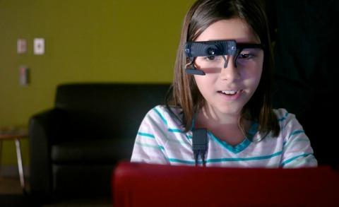 Understanding Anxiety in Children Through Eye Tracking